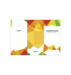 Brochure2-380x400 vector image vector image