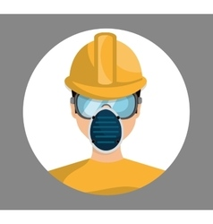 Industrial security equipment vector