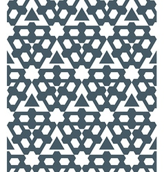 Dark monochrome color triangle abstract geometric vector