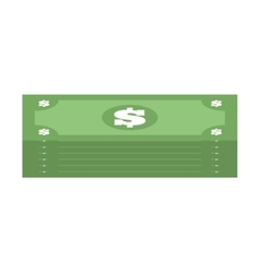 Bills money financial item graphic vector