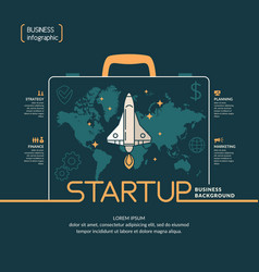 On the theme start up with shuttle vector
