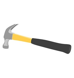 Hammer isolated vector