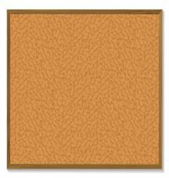 pin board vector image