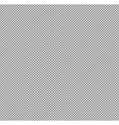 Grey pattern of small rhombus vector image