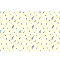 Rain pattern day vector