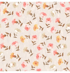 Luxurious color flower pattern vector