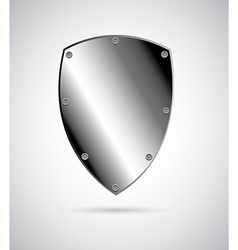 shield design vector image