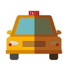 Transportation vehicle icon vector