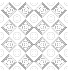 Geometrical pattern background vector