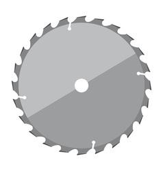 Circular Saw 02 vector image