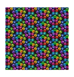 Mosaic colorful background vector image vector image