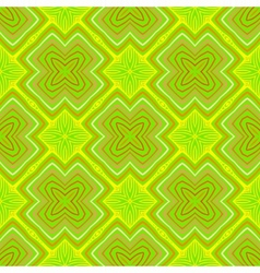 Geometric psychedelic sixties pattern vector