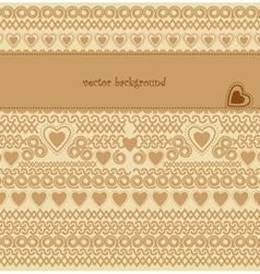 romantic vector image vector image