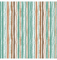 Seamless strip pattern vertical lines torn paper vector