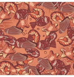 chocolate pattern vector image