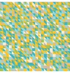 Geometric abstract backgrounds marine palette vector