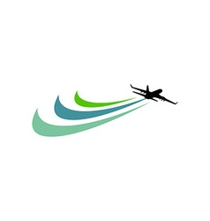 Plane vacation travel plane travelling transportat vector