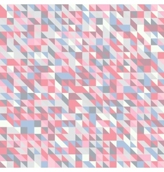 Geometric abstract backgrounds pastel palette vector