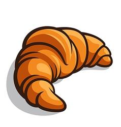Croissant vector image