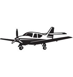 Acg00400 airplane vector
