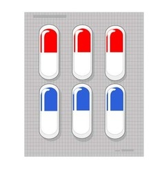 Medicines for the treatment of various diseases vector