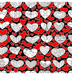 Cute Valentines day vector image