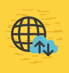 Download internet files vector