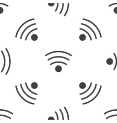 Wi-fi pattern vector