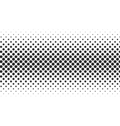 Big dots halftone background overlay vector