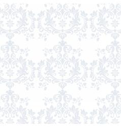 Elegant vintage floral ornament pattern vector