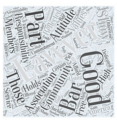 The good lawyers word cloud concept vector