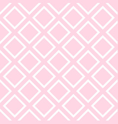 Tile pattern or seamless pink background vector