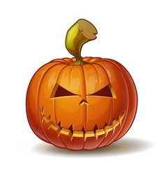 Pumpkins Mean 3 vector image