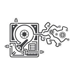 Information leakage vector