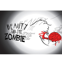 Beauty and the zombie vector