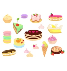 Sweet confection vector