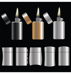 Lighter vector
