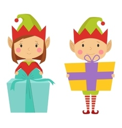 Elf helpers set vector