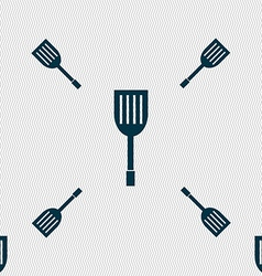 Kitchen appliances icon sign seamless pattern with vector