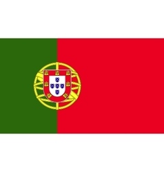 Portugal flag image vector