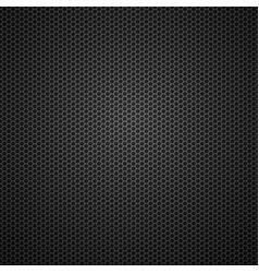 carbon fiber metallic grid seamless vector image
