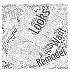 Should you hire a professional to remodel your vector