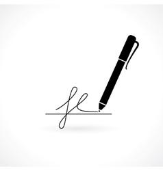 Signature vector