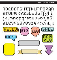 Pixel type vector