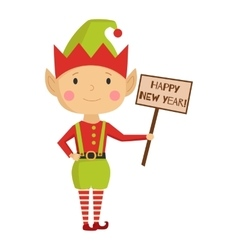Elf helper vector