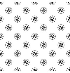 Diamond gemstone pattern vector