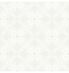 White textured ceiling victorian decor vector