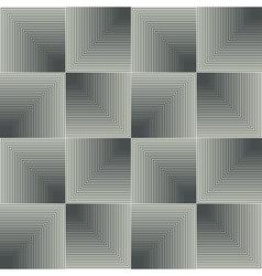 Ornate geometric petals grid background vector