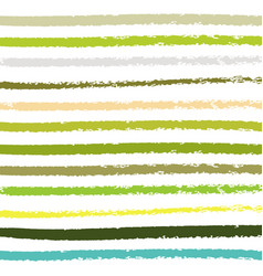 watercolor acid green yellow stripes background vector image