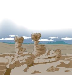 Ischigualasto vector image vector image